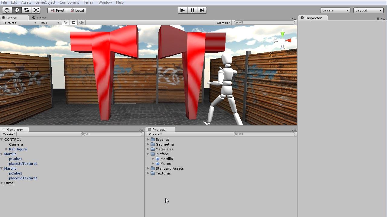 descargar unity 3d espanol