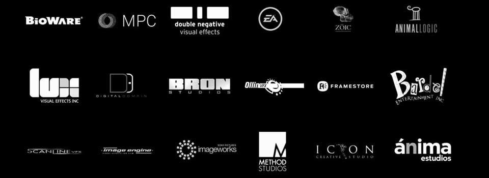 estudios de efectos visuales y animacion para trabajar