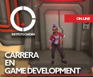 Carrera Desarrollo de Videojuegos