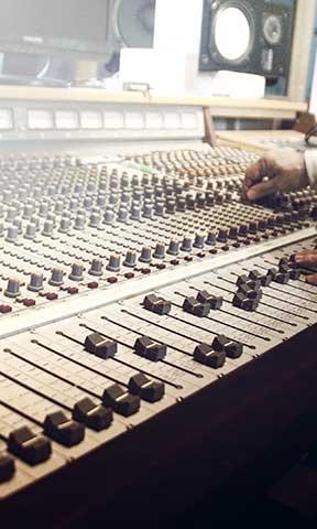Mezcla y masterizacion de sonido