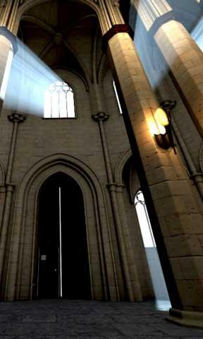 Ingenieria VFX 3D avanzada