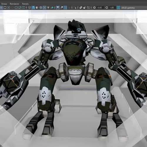 Curso de Modelado 3D en Autodesk Maya