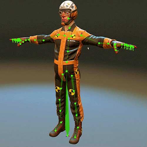 Que es la animacion 3D