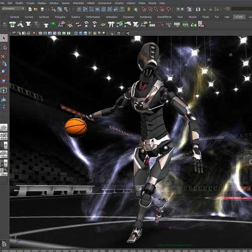 Que es Autodesk Maya Software