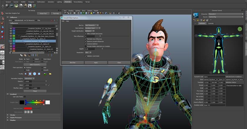 que es diseno animacion 3d